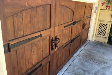 All+Bay+Garage+Doors+Carriage+House+Garage+Door+Stain+Grade+-+13