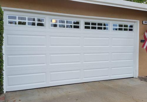 beautiful garage door